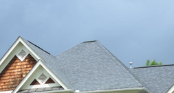 Clean roof gutters and windows